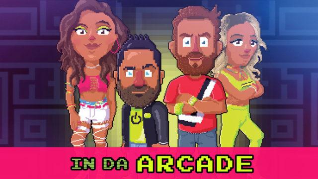 In Da Arcade – Ben & Jensen