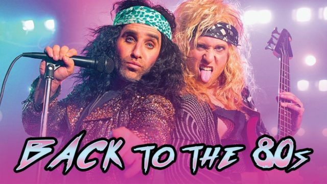 Back to the 80s – Ben & Jensen